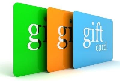 Branding!  Aloha Stored Value Gift Cards