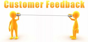 Are you responding to customer online feedback?
