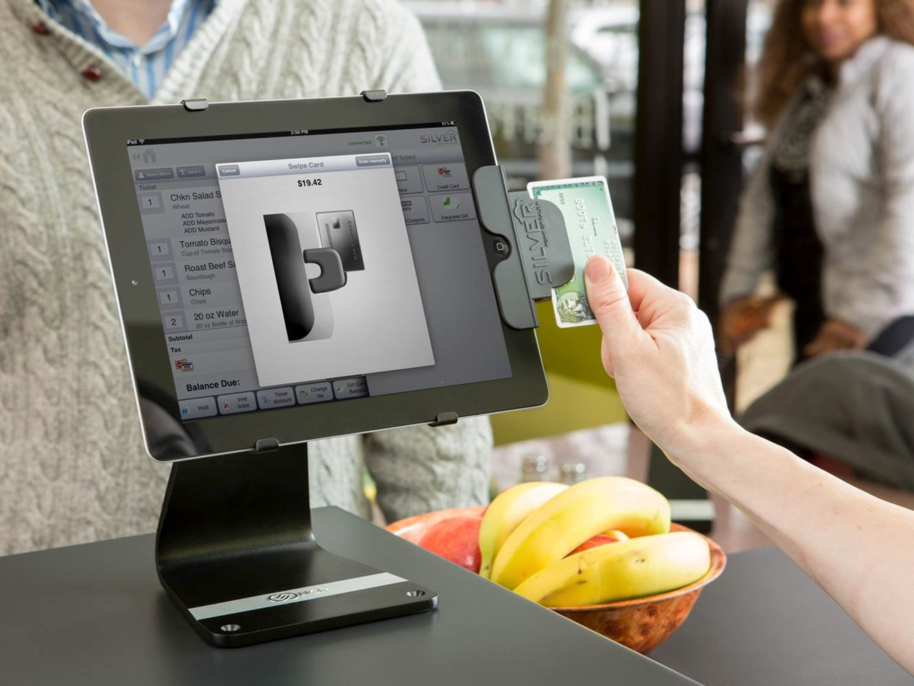 Ipad Pos With Ncr Silver Pro Restaurant Edition 171 Pos